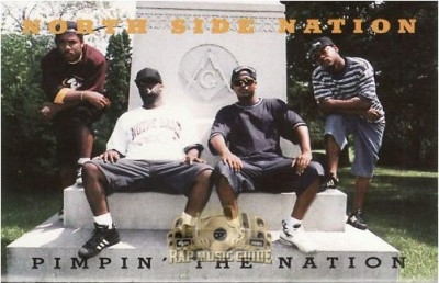 North Side Nation - Pimpin' The Nation