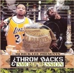 DJ Rick Lee Presents - Throw Backs & Smoke Session