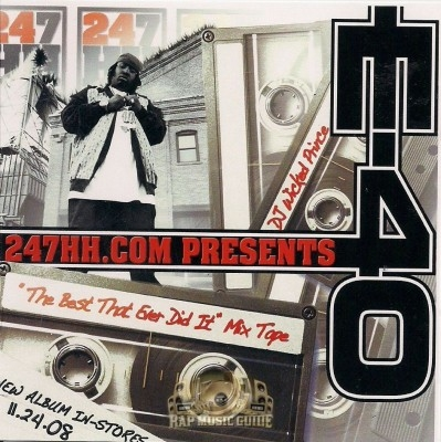 E-40 - The Best That Ever Did It Mix Tape