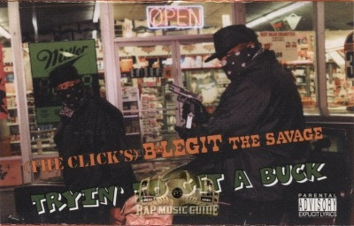 B-Legit - Tryin' To Get A Buck