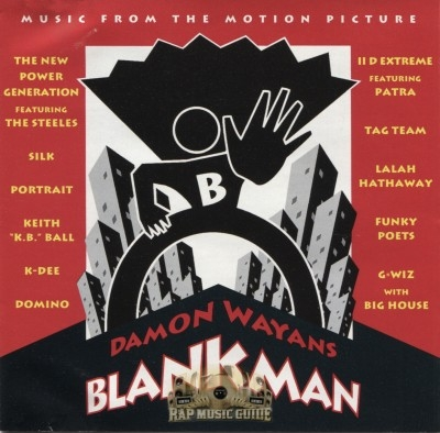 Blankman - Soundtrack