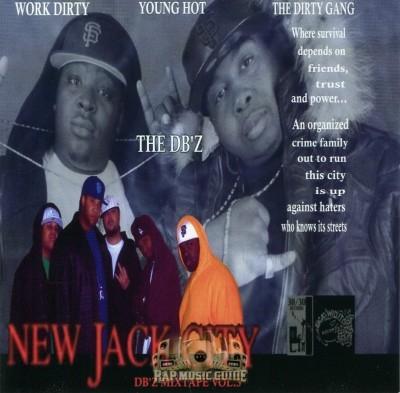The D.B.'z - New Jack City Mixtape Vol. 3