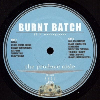 Burnt Batch - The Produce Aisle