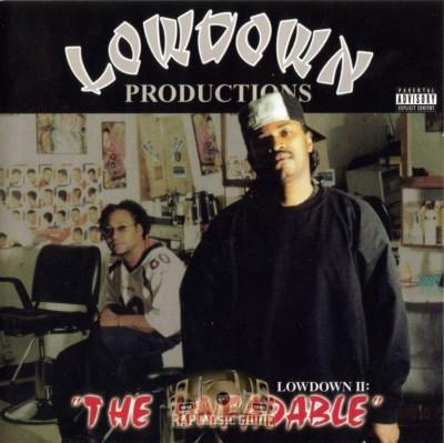 Lowdown Productions - Lowdown II: The Unfadable