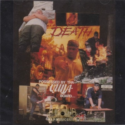 Death - Possessed By Tha Ouija Board