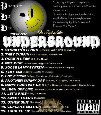 Phantom Hip Hop - On Top Of The Underground