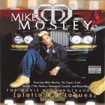 Mike Mosley - Platinum Plaques