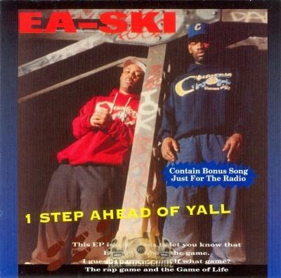 E-A-Ski* EA-Ski - 1 Step Ahead Of Yall