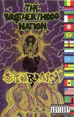 The Brother/Hood Nation - Stormin