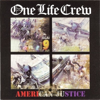 One Life Crew - American Justice