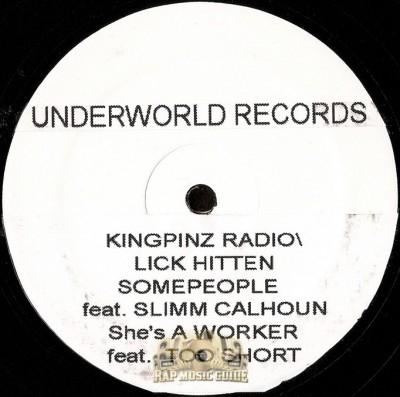 King Pinz - Cosa Nostra EP