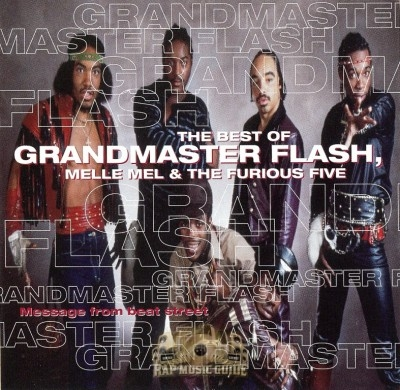 Grandmaster Flash, Melle Mel & The Furious Five - The Best Of, Message From Beat Street