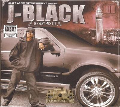 J-Black - The Babyface O.G.