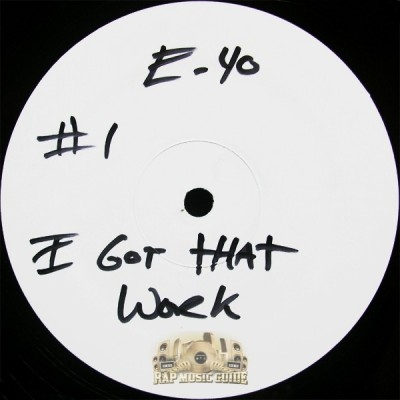 E-40 - Act A Ass / I Got That Work