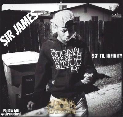 Sir James - 93' Til Infinity