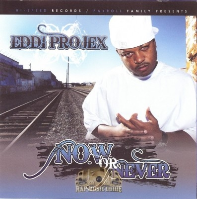 Eddi Projex - Now Or Never