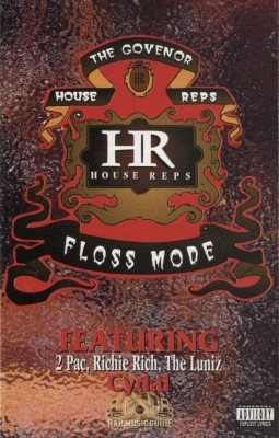 The Govenor & The House Reps - Floss Mode