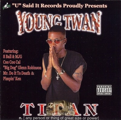 Young Twan - Titan