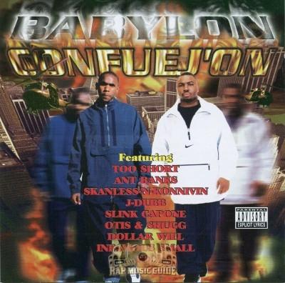 Confuej'on - Babylon