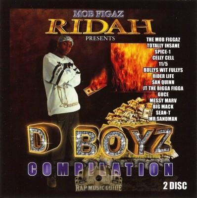 Ridah - D Boyz Compilation