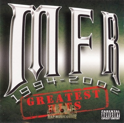 MFR - 1994-2002 Greatest Hits