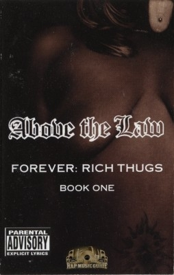 Above The Law - Forever Rich Thugs - Book One