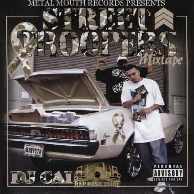DJ Cali - Street Troopers Mixtape
