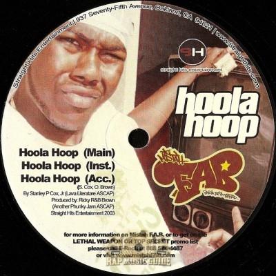 Mistah F.A.B. - Hoola Hoop