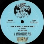 X-Visitors - The Planet Doesn't Mind