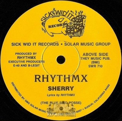 RhythmX - Sherry / How Do Ya Feel