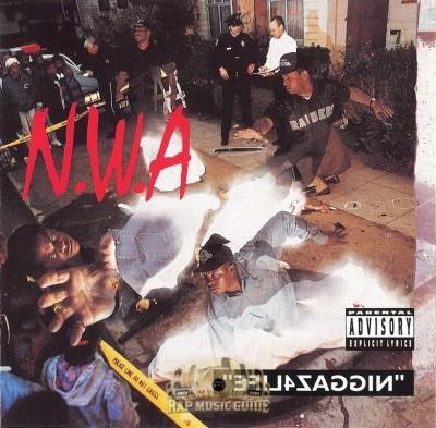 N.W.A - Niggaz4life