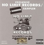 No Limit Records - Blockbuster Music Sampler