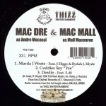 Mac Dre & Mac Mall - Da U.S. Open EP