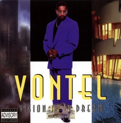 Vontel - Vision Of A Dream