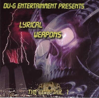 Lyrical Weapons - The Comp  Vol. 1