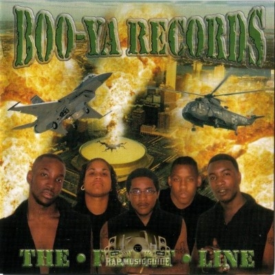 Boo-Ya Records - The Front Line
