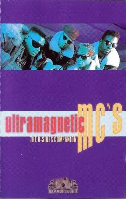Ultramagnetic MC's - The B-Sides Companion