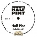 Half Pint - Half Pint / Where You Get Ya Funk From?