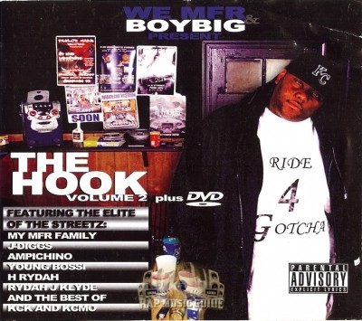Boy Big - The Hook Vol. 2
