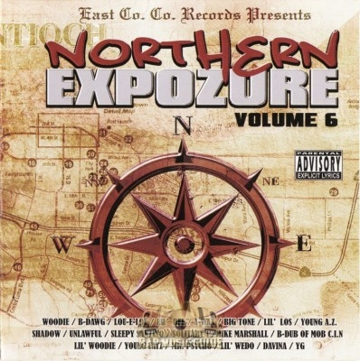 East Co. Co. Records Presents - Northern Expozure Vol. 6