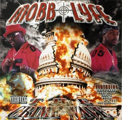 Mobb Lyfe - The Crime Wave