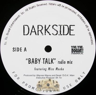 Darkside - Baby Talk