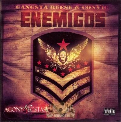Enemigos - Agony & Ecstasy