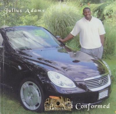 Julius Adams - Be Not Conformed