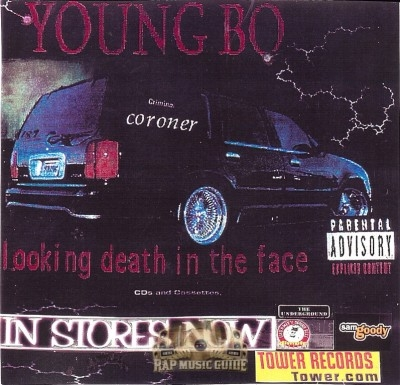Young Bo - Looking Death In The Face