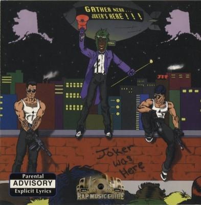 Joker The Bailbondsman - Self Titled