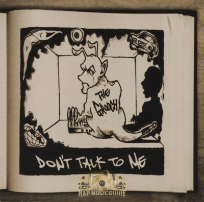 The Grouch - Don't Talk To Me