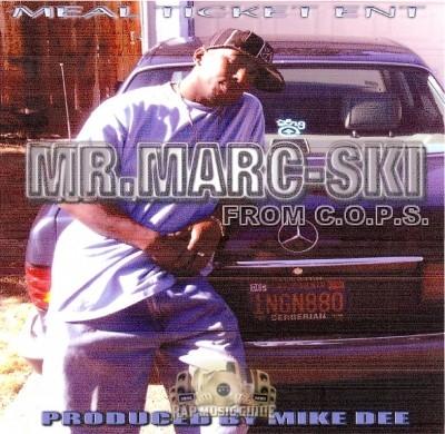 Mr. Marc-Ski - Mr. Marc-Ski