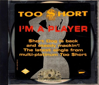 Too Short - I'm A Player