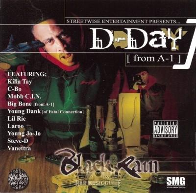 D-Day - Black Rain